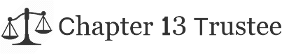 Office of the Chapter 13 Standing Trustee Logo